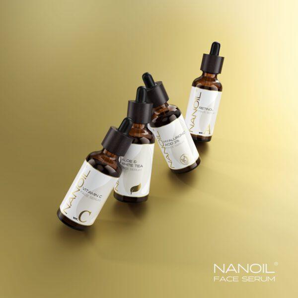 Serum z witaminą C Nanoil – najlepsza opinia na moim blogu
